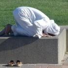 prière sur le dur