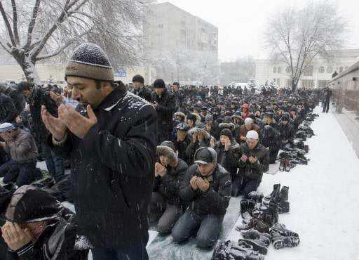 Pas assez de mosquées à Moscou