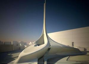 mosquee koweit zaha hadid