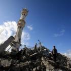 mosquee destruction
