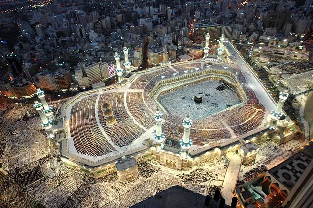 mosquee mecca