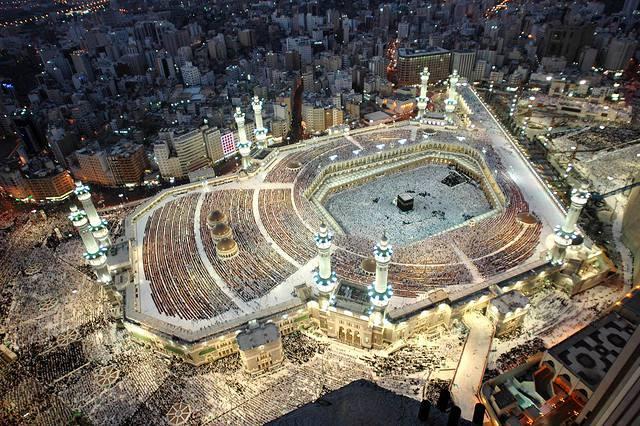Les cinq plus grandes mosquées du monde