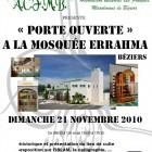 portes ouvertes mosquée de bézier