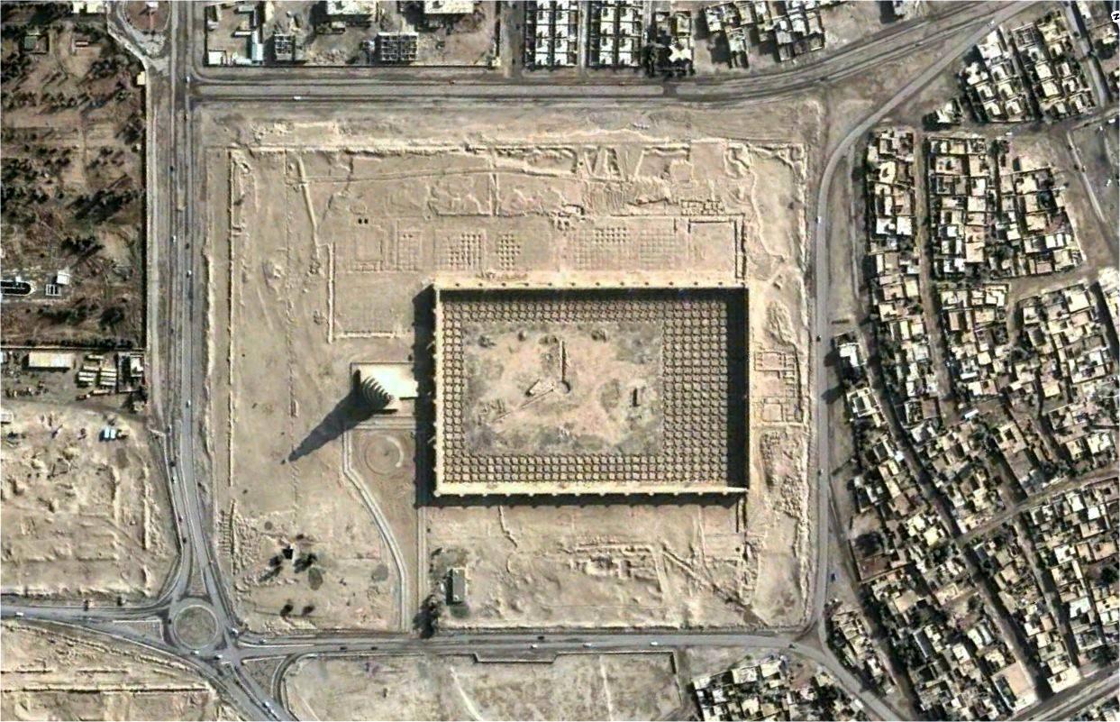 samarra mosquee irak