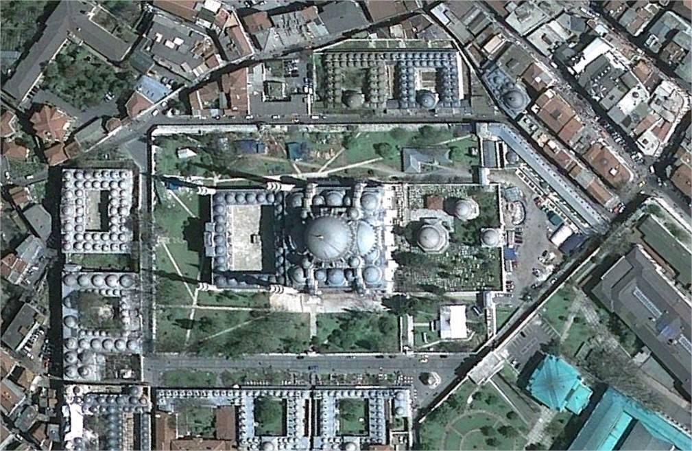 suleymaniye mosquee turquie