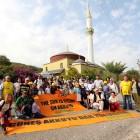 mosquee verte greenpeace