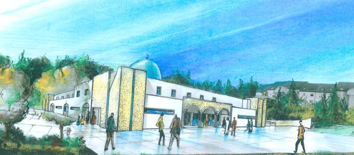 mosquée saint louis