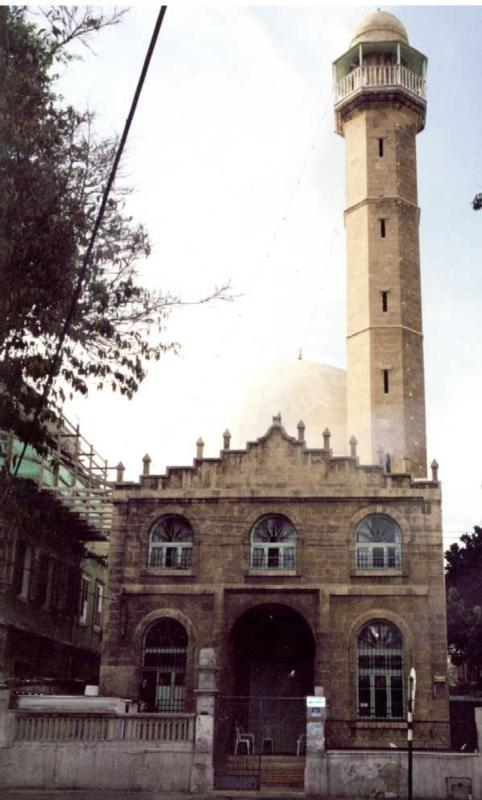 jaffa mosque nuzha