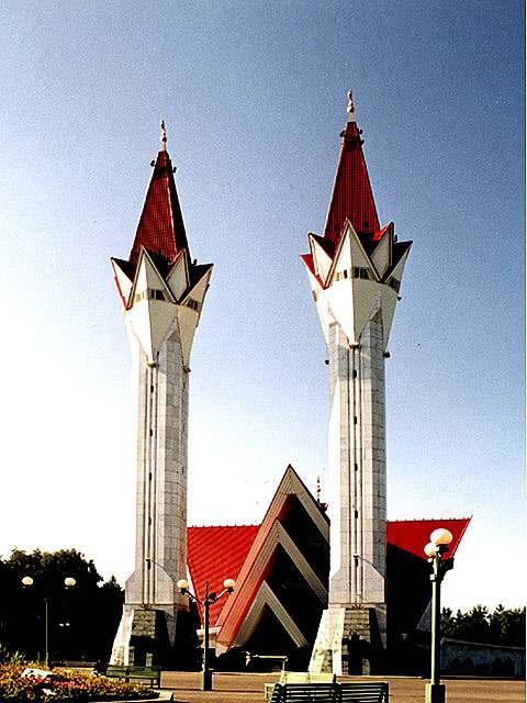 Mosquée du Jour – 31 janvier 2011