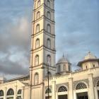 La mosquée abidin de Terengganu malaisie