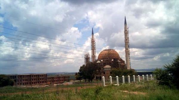 mosquee afrique du sud La plus grande mosquée dAfrique du Sud