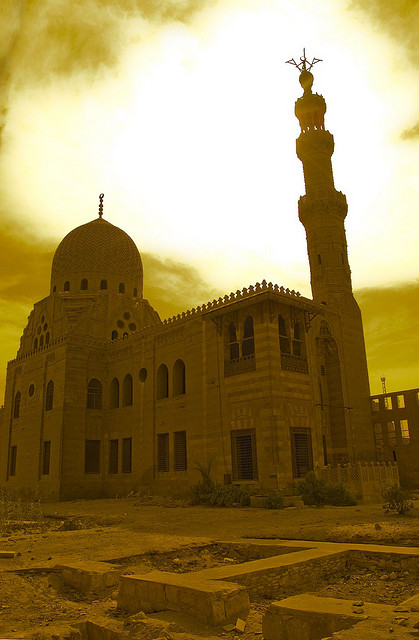 Ancienne mosquée égyptienne
