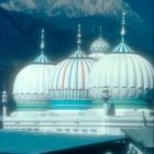 La mosquée du Village Chitral