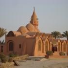 Une Mosquée Couleur sable à Jeddah