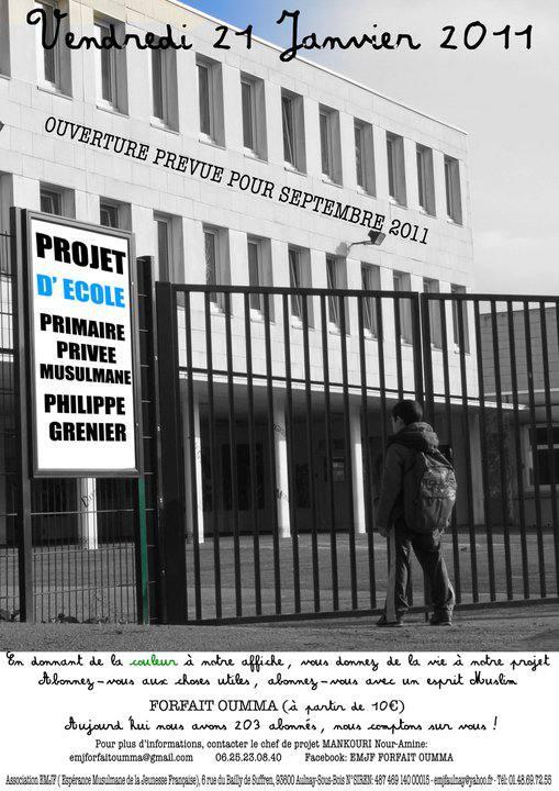 enseignement  Francaisdefrances Blog ~ Ecole Monceau Pavillons Sous Bois