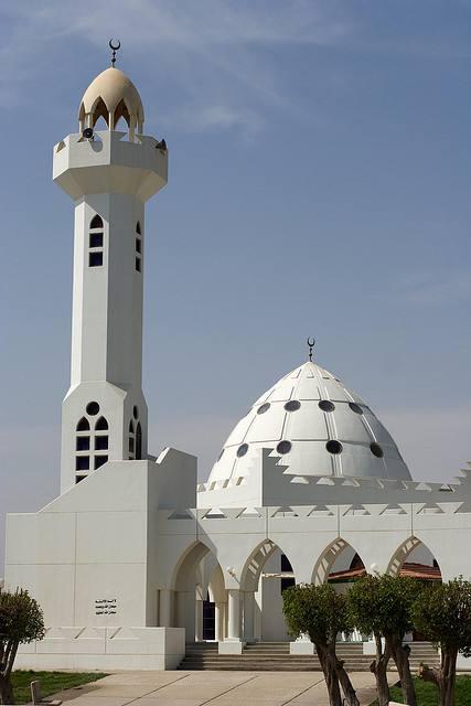 Mosquée de al Khobar en arabie saoudite
