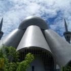 Mosquée au Brunei
