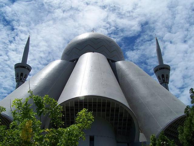 mosquee brunei 26 01 2011 Mosquée du Jour   26 février 2011