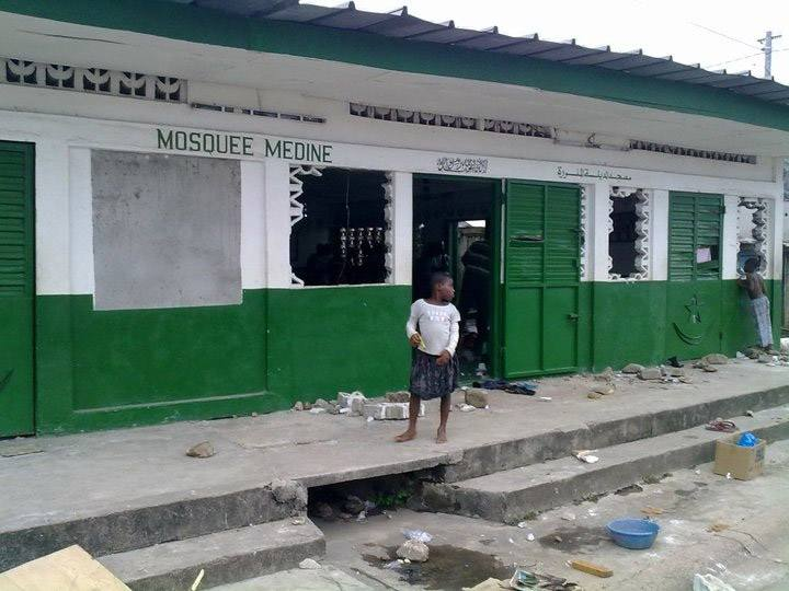 Mosquées brûlées et saccagées en Côté d'Ivoire