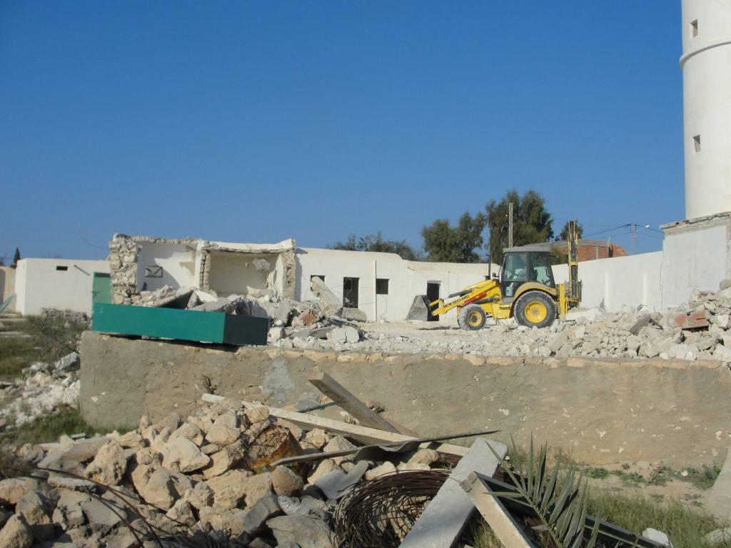 Libye : Une nouvelle mosquée détruite