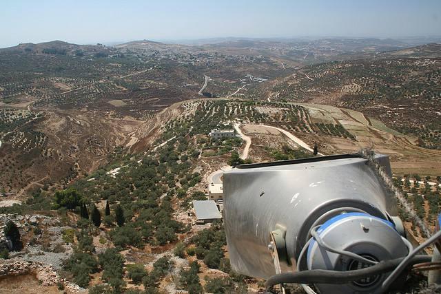 L'appel à la prière dérange les colons juifs