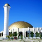 Mosquée Hulhumale Maldives