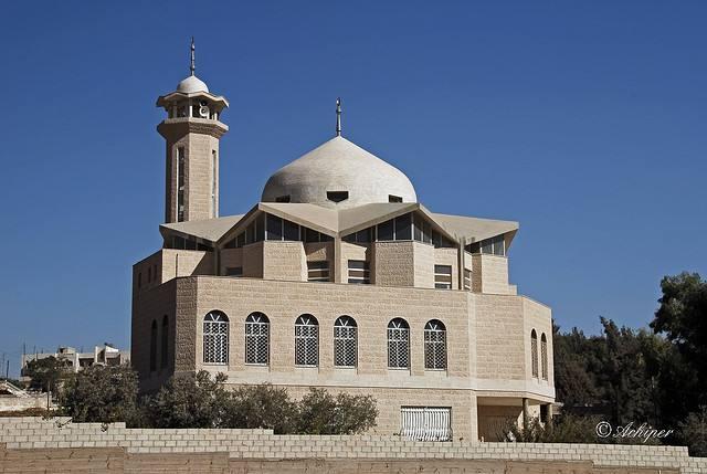 mosquée en Jordanie