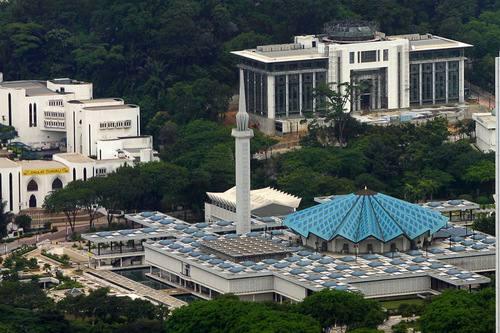 Mosquée Nationale de Malaisie