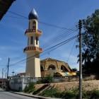 Mosquée avec Minaret en Thaïlande