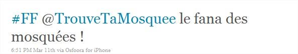 twitter fana des msoquees