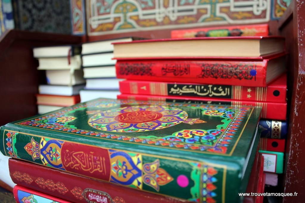 Coran a la mosquée de Gennevilliers