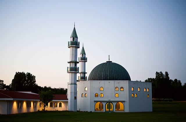 principale mosquee de suede