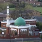 La grande mosquée de Maidenhead Angleterre
