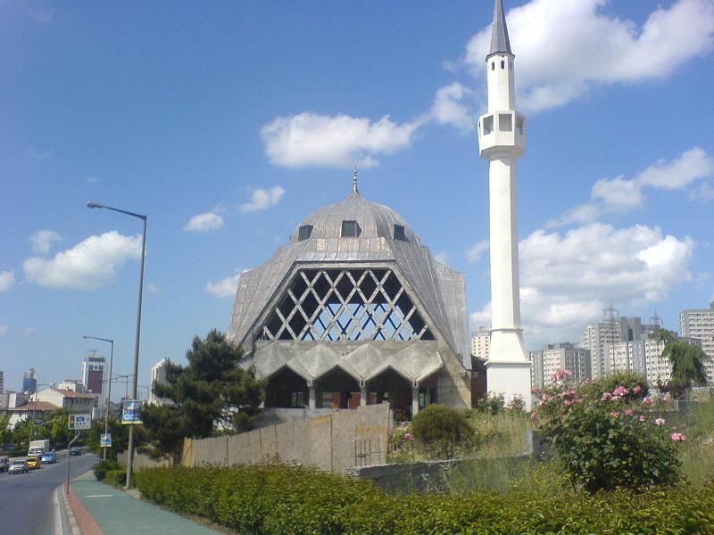Mosquée de source inconnu