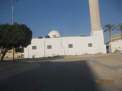 Une mosquée détruite en Libye