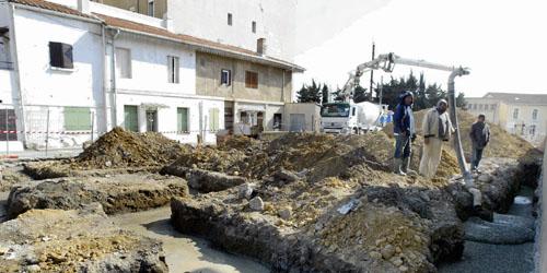 Une mosquée sort de terre à Narbonne