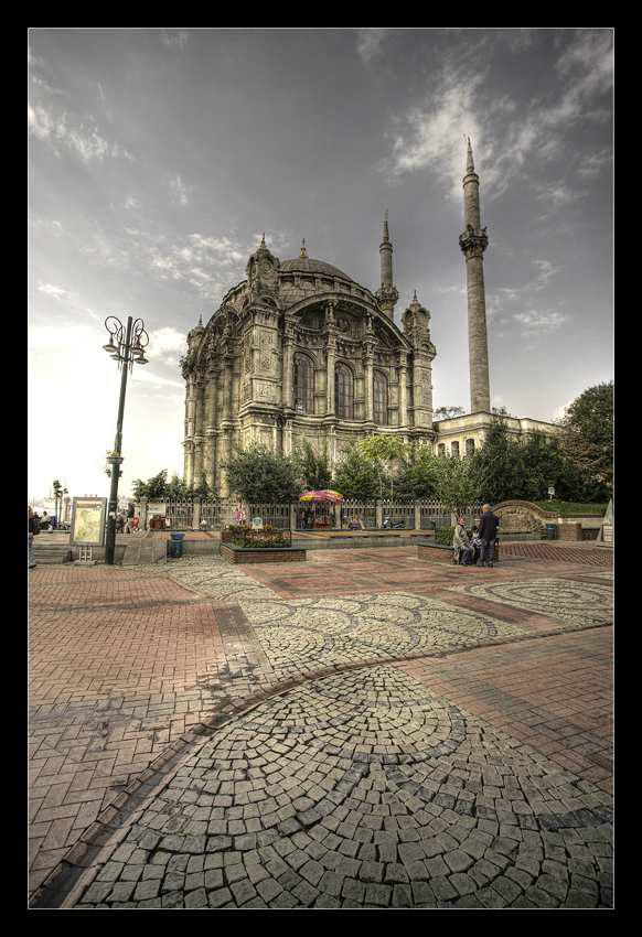 Mosquée en Turquie à Ortaköy