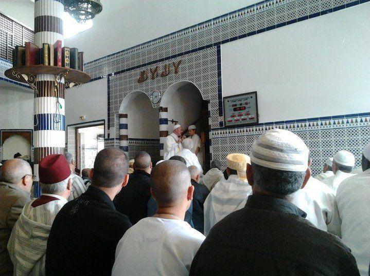 Convertion à 11 ans à la mosquée de Bezier