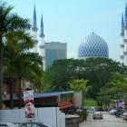 mosquée sultan salahuddin shah alam