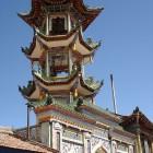 mosquée à Langmusi en CHine