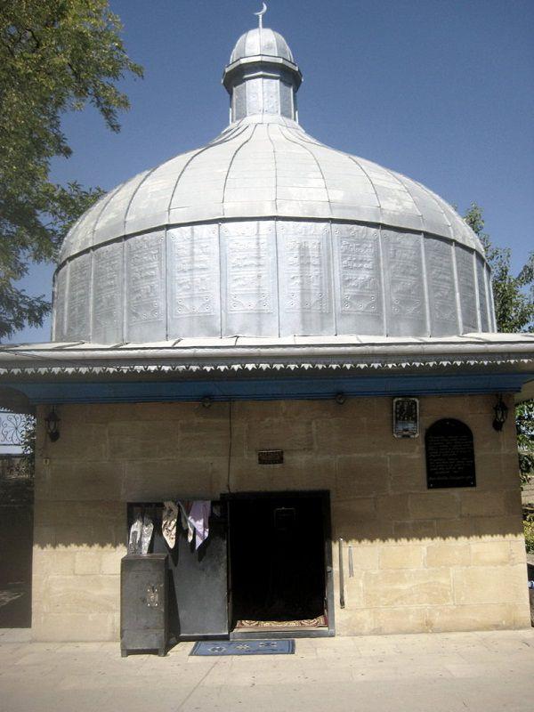 Mosquée en Azerbajian