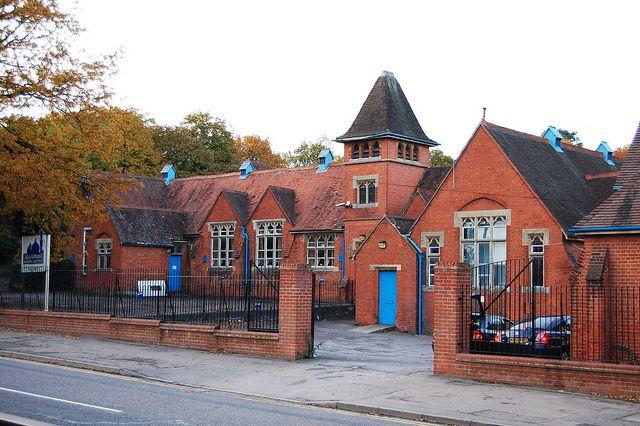 Ancienne école transformée en Mosquée