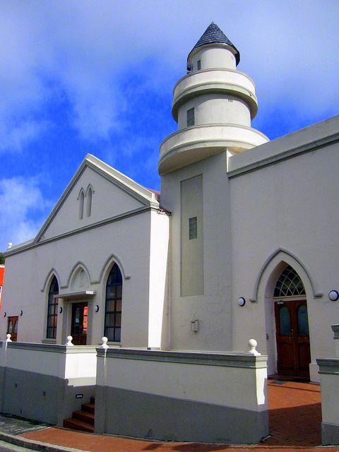 Mosquée Cape Town afrique du sud