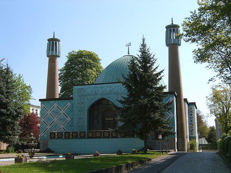 Mosquée Imam Ali à Hambourg, allemagne