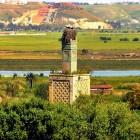 Minaret d'une ancienne mosquée