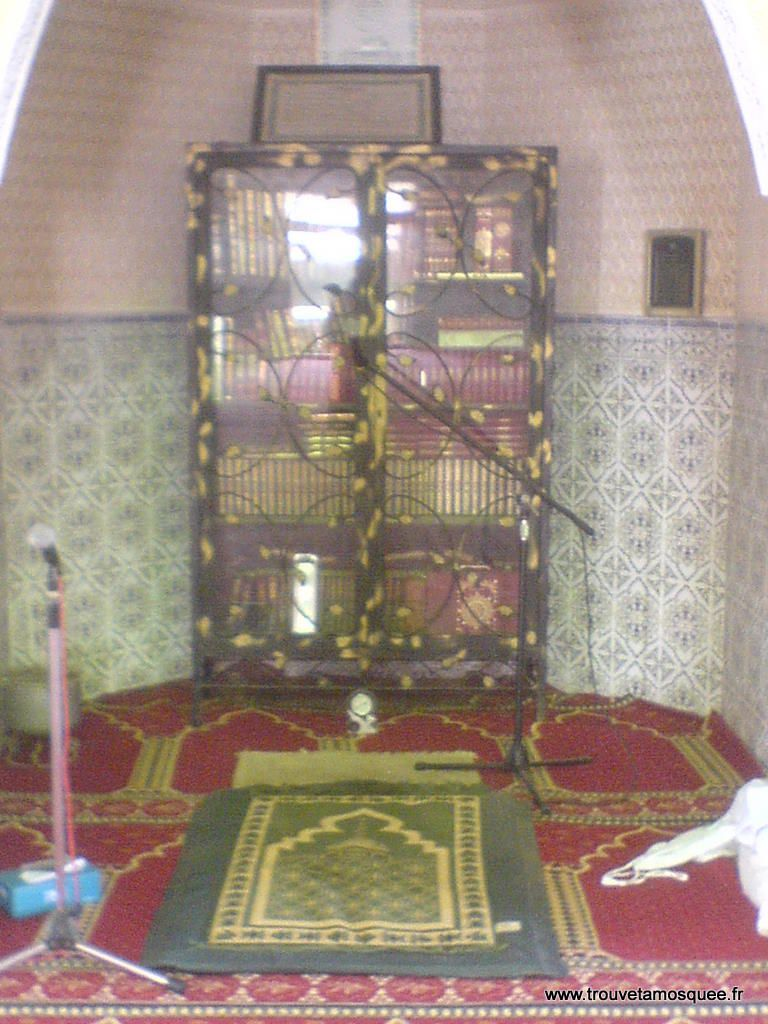 Mosquée Mohammed au Dakar, Sénégal, son vendredi