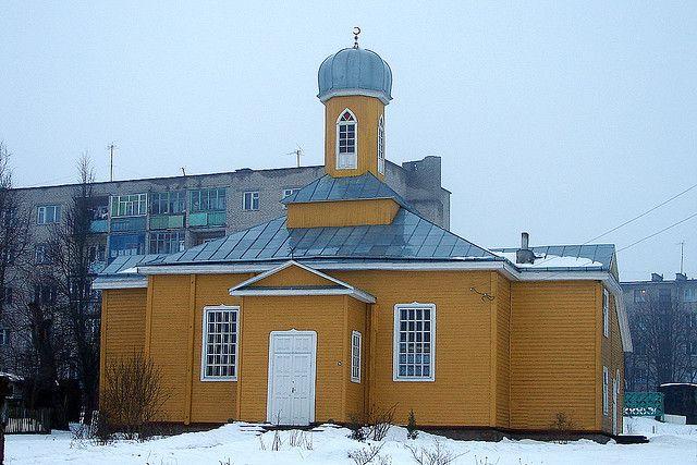 Mosquée en Biélorussie