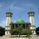 Mosquée architecture chinoise à Yinchuan