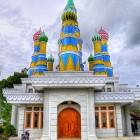 Mosquée Moscou