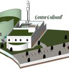 maquette mosquée Charleville Mézières